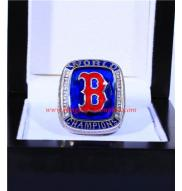 2018 Boston Red Sox Men's Baseball World Series Replica Championship Ring