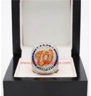 MLB 2019 Washington Nationals Men's Baseball World Series Replica Championship Ring