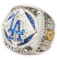MLB 2020 Los Angeles Dodgers Men's Baseball World Series Replica Championship Ring