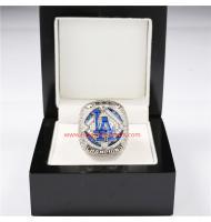 MLB 2020 Los Angeles Dodgers Men's Baseball World Series Replica Championship Ring (Hard Enamel Version)