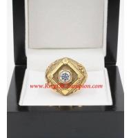 1922 New York Giants World Series Championship Ring, Custom New York Giants Champions Ring