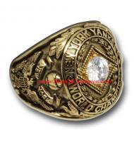 1936 New York Yankees World Series Championship Ring, Custom New York Yankees Champions Ring