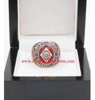 1940 Cincinnati Reds Baseball World Series championship ring, Custom Cincinnati Reds Champions Ring