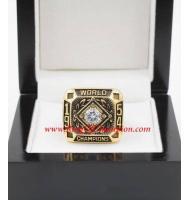 1954 New York Giants World Series Championship Ring, Custom New York Giants Champions Ring
