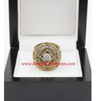 1958 New York Yankees Umpire World Series Championship Ring, Custom New York Yankees Champions Ring
