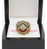1959 Los Angeles Dodgers World Series Championship Ring, Custom Los Angeles Dodgers Champions Ring