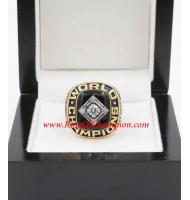 1967 St. Louis Cardinals World Series Championship Ring, Custom St. Louis Cardinals Champions Ring