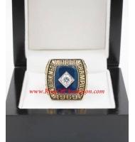 1969 New York Mets World Series Championship Ring, Custom New York Mets Champions Ring