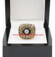 1971 Pittsburgh Pirates World Series Championship Ring, Custom Pittsburgh Pirates Champions Ring