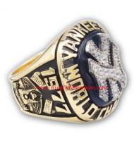 1977 New York Yankees World Series Championship Ring, Custom New York Yankees Champions Ring