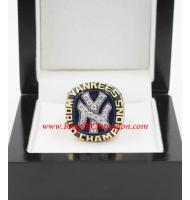1977 New York Yankees World Series Championship Ring, Custom New York Yankees Champions Ring