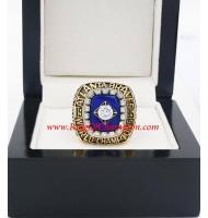 1995 Atlanta Braves World Series Championship Ring, Custom Atlanta Braves Champions Ring