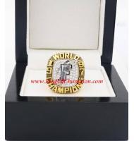 1997 Florida Marlins World Series Championship Ring, Custom Miami Marlins Champions Ring
