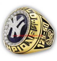 1998 New York Yankees World Series Championship Ring, Custom New York Yankees Champions Ring