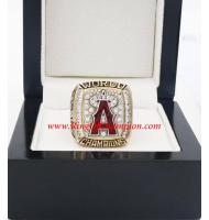 2002 Los Angeles Angels World Series Championship Ring, Custom Los Angeles Angels Champions Ring