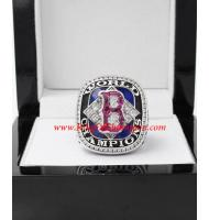 2004 Boston Red Sox World Series Championship Ring, Custom Boston Red Sox Champions Ring (Stone Version)