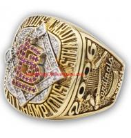 2006 St. Louis Cardinals World Series Championship Ring, Custom St. Louis Cardinals Champions Ring