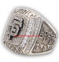2012 San Francisco Giants World Series Championship Ring, Custom San Francisco Giants Champions Ring