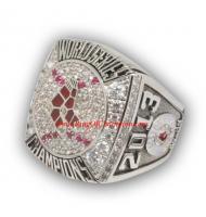 2013 Boston Red Sox World Series Championship Fan Ring, Custom Boston Red Sox Champions Ring