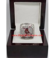 2013 Boston Red Sox World Series Championship Fan Ring, Custom Boston Red Sox Champions Ring
