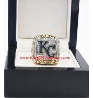 2015 Kansas City Royals World Series Championship Ring (Enamel Version)