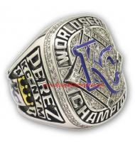 2015 Kansas City Royals World Series Championship FAN Ring, Custom Kansas City Royals Champions Ring