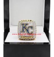 2015 Kansas City Royals World Series Championship Ring, Custom Kansas City Royals Champions Ring