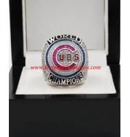 2016 Chicago Cubs World Series Championship Replica Ring, Custom Chicago Cubs Champions Ring