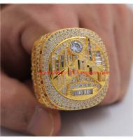 Premium Series 2019 Toronto Raptors Men's Basketball Word Championship Ring, New Special Edition