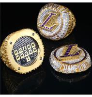 2020 Los Angeles Lakers NBA Men's Basketball World Championship Ring