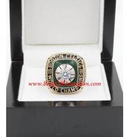 1968–69 Boston Celtics Basketball World Championship Ring, Custom Boston Celtics Champions Ring