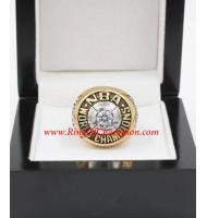 1970 - 1971 Milwaukee Bucks Basketball World Championship Ring, Custom Milwaukee Bucks Champions Ring