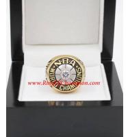 1971 - 1972 Los Angeles Lakers Basketball World Championship Ring, Custom Los Angeles Lakers Champions Ring