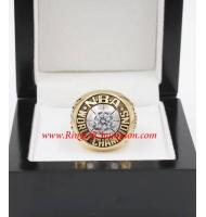 1974 - 1975 Golden State Warriors Basketball World Championship Ring, Custom Golden State Warriors Champions Ring