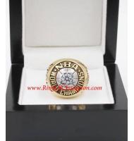 1974 - 1975 Golden State Warriors Basketball World Championship Ring, Custom Golden State Warriors Champions Ring