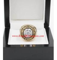 1978–79 Seattle SuperSonics Basketball World Championship Ring, Custom Seattle SuperSonics Champions Ring