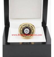 1981 - 1982 Los Angeles Lakers Basketball World Championship Ring, Custom Los Angeles Lakers Champions Ring