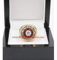 1982 - 1983 Philadelphia 76ers Basketball World Championship Ring, Custom Philadelphia 76ers Champions Ring