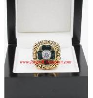 1983 - 1984 Boston Celtics Basketball World Championship Ring, Custom Boston Celtics Champions Ring