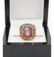 1988 - 1989 Detroit Pistons Basketball World Championship Ring, Custom Detroit Pistons Champions Ring