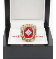 1989 - 1990 Detroit Pistons Basketball World Championship Ring, Custom Detroit Pistons Champions Ring