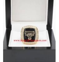 1990 - 1991 Chicago Bulls Basketball World Championship Ring, Custom Chicago Bulls Champions Ring