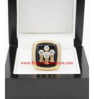 1995 - 1996 Chicago Bulls Basketball World Championship Ring, Custom Chicago Bulls Champions Ring