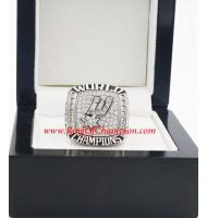 2002 - 2003 San Antonio Spurs Basketball World Championship Ring, Custom San Antonio Spurs Champions Ring
