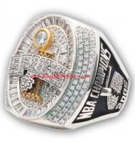 2004 - 2005 San Antonio Spurs Basketball World Championship Ring, Custom San Antonio Spurs Champions Ring