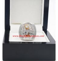 2004 - 2005 San Antonio Spurs Basketball World Championship Ring, Custom San Antonio Spurs Champions Ring
