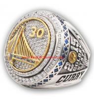 2014 - 2015 Golden State Warriors Basketball World Championship Ring, Custom Golden State Warriors Champions Ring