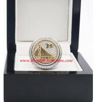 2014 - 2015 Golden State Warriors Basketball World Championship Ring, Custom Golden State Warriors Champions Ring