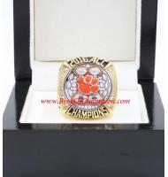 2016 Clemson Tigers ACC Men's Football College National Championship Ring