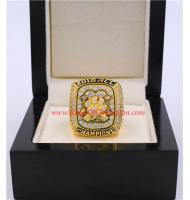 2018 Clemson Tigers ACC Men's Football College National Championship Ring